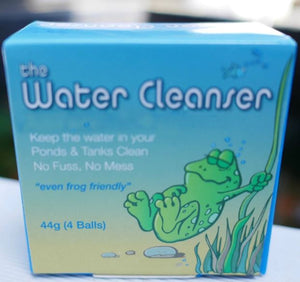 The Water Cleanser 44g