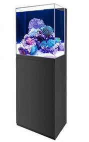 HA-450A Black Aquarium with rear filtration (2)
