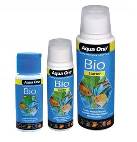 AQUA ONE Bio Starter 150ml Treatment