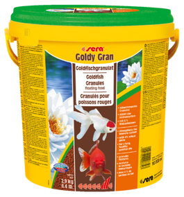 #goldfish granuels #fish food #fish pellets #fish granules