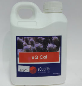 eQ Cal 1 Ltr Reef Supplement