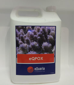 eQ Pox 5 Ltr Reef Supplement