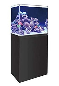HA-600 Black Marine Aquarium with Sump (4)