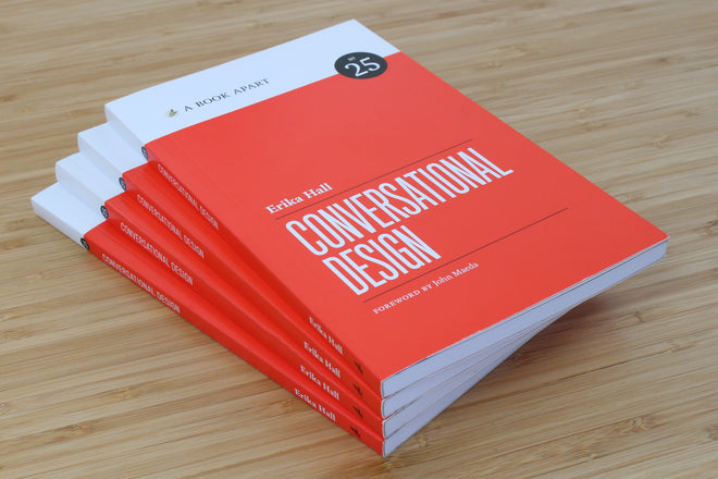 A Book Apart, Brief books for people who design, write, and