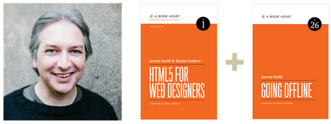 Jeremy Keith, HTML5 for Web Designers, and Going Offline