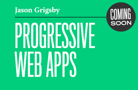 Progressive Web Apps coming soon!