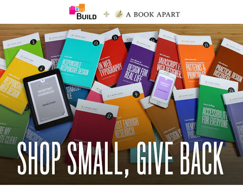 Shop Small, Give Back