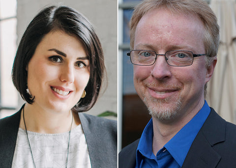 Authors Sara Wachter-Boettcher & Eric Meyer