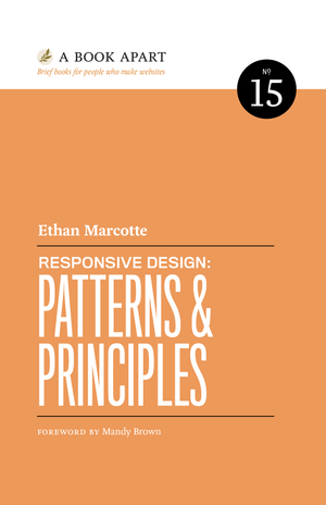 Responsive Design: Patterns & Principles