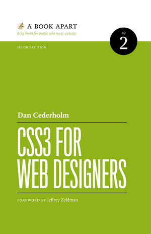 A Book Apart Css3 For Web Designers