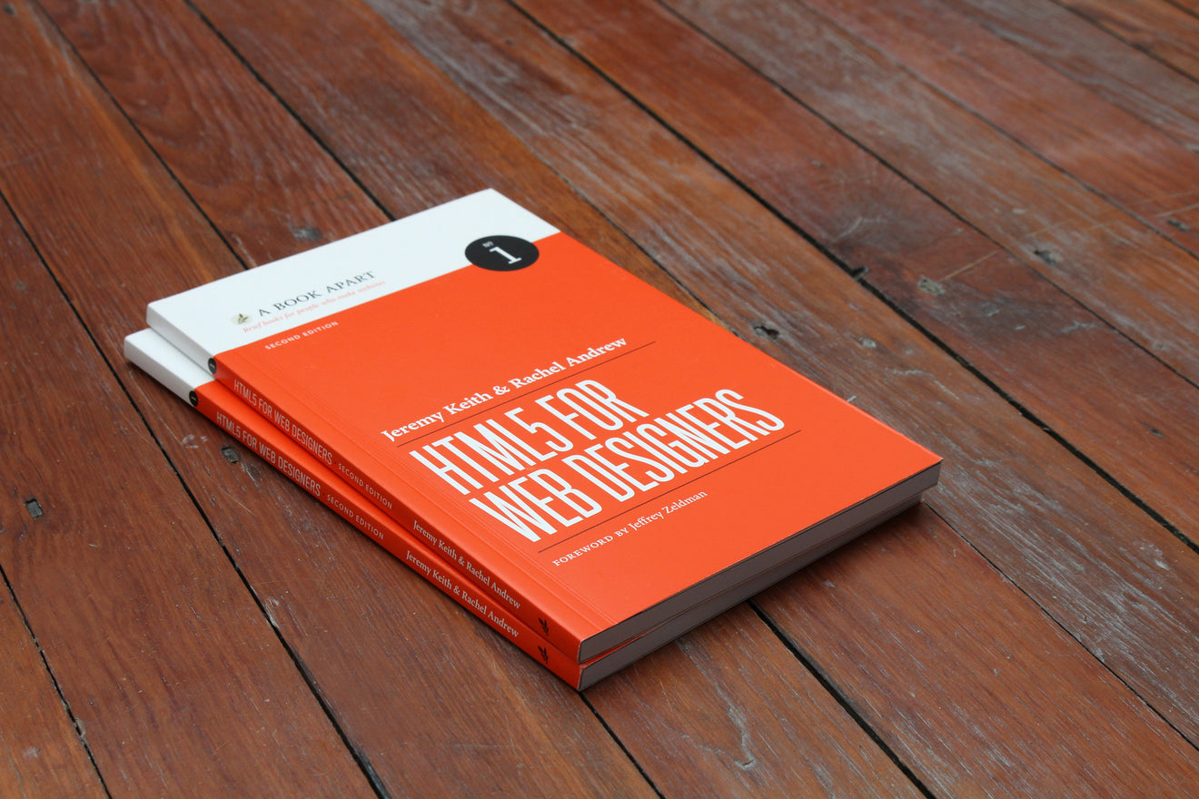 A Book Apart Html5 For Web Designers