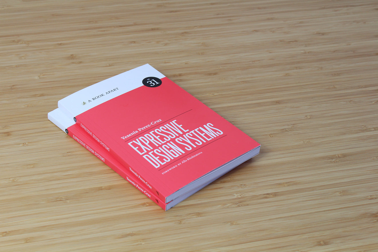 A Book Apart Expressive Design Systems
