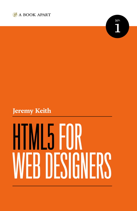 First Edition: HTML5 For Web Designers