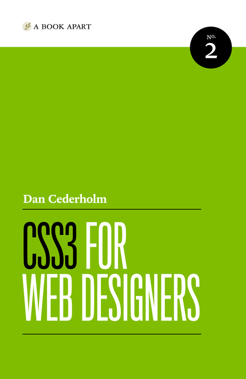 First Edition: CSS3 For Web Designers