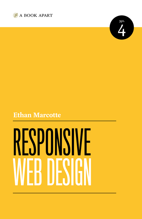 First Edition: Responsive Web Design