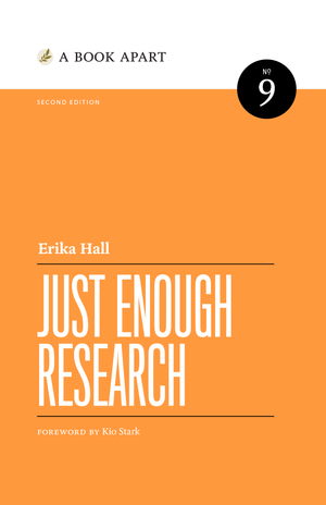 Just Enough Research, 2e