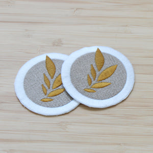 Laurel Leaf Patch