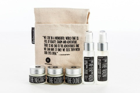 Belmondo Organic Skincare Travel Kit