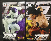 代理購入 DRAGONBALL超 TAG FIGHTERS-SONGOKU1pcs &FREEZA1pcs