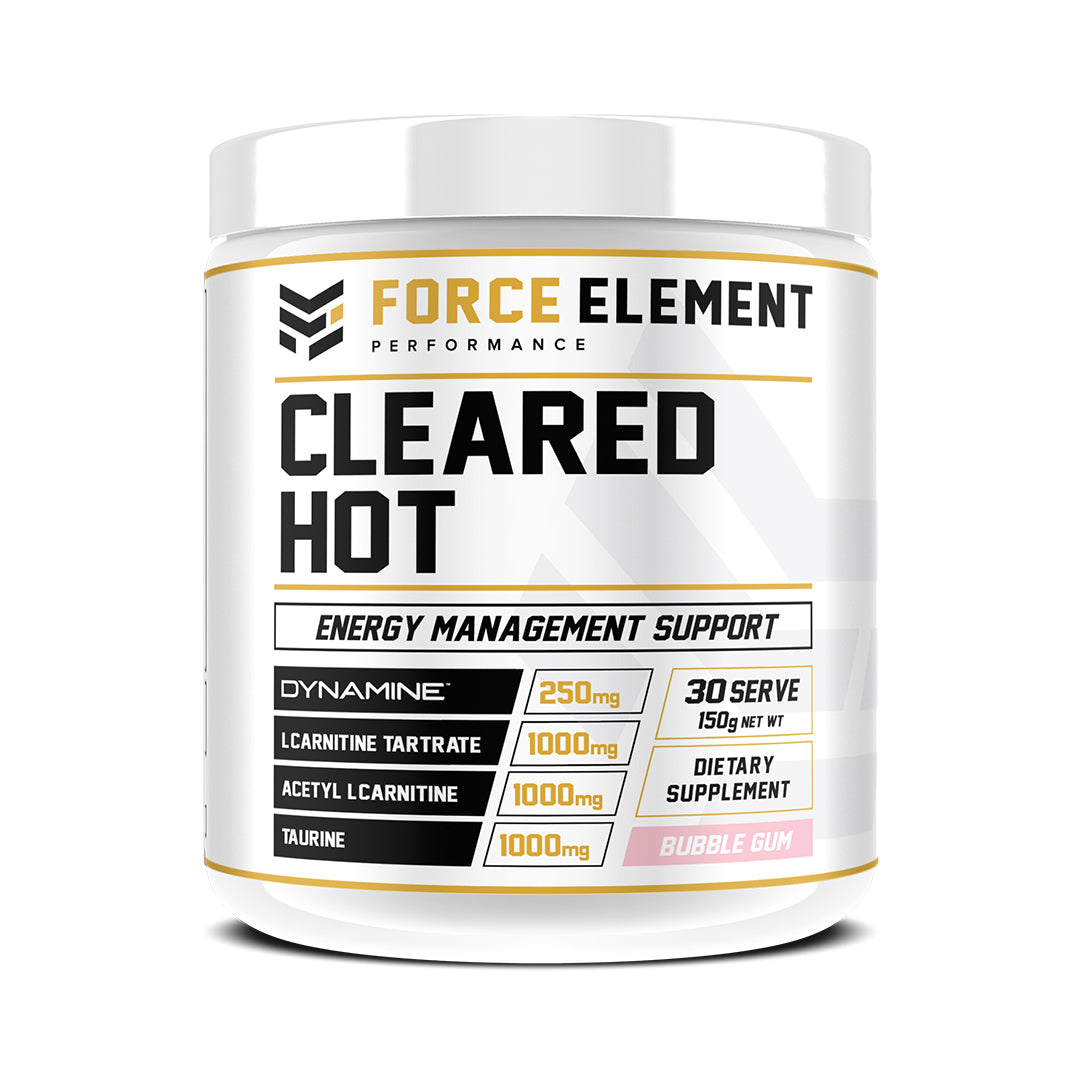 Cleared Hot - Energy + Weight Management