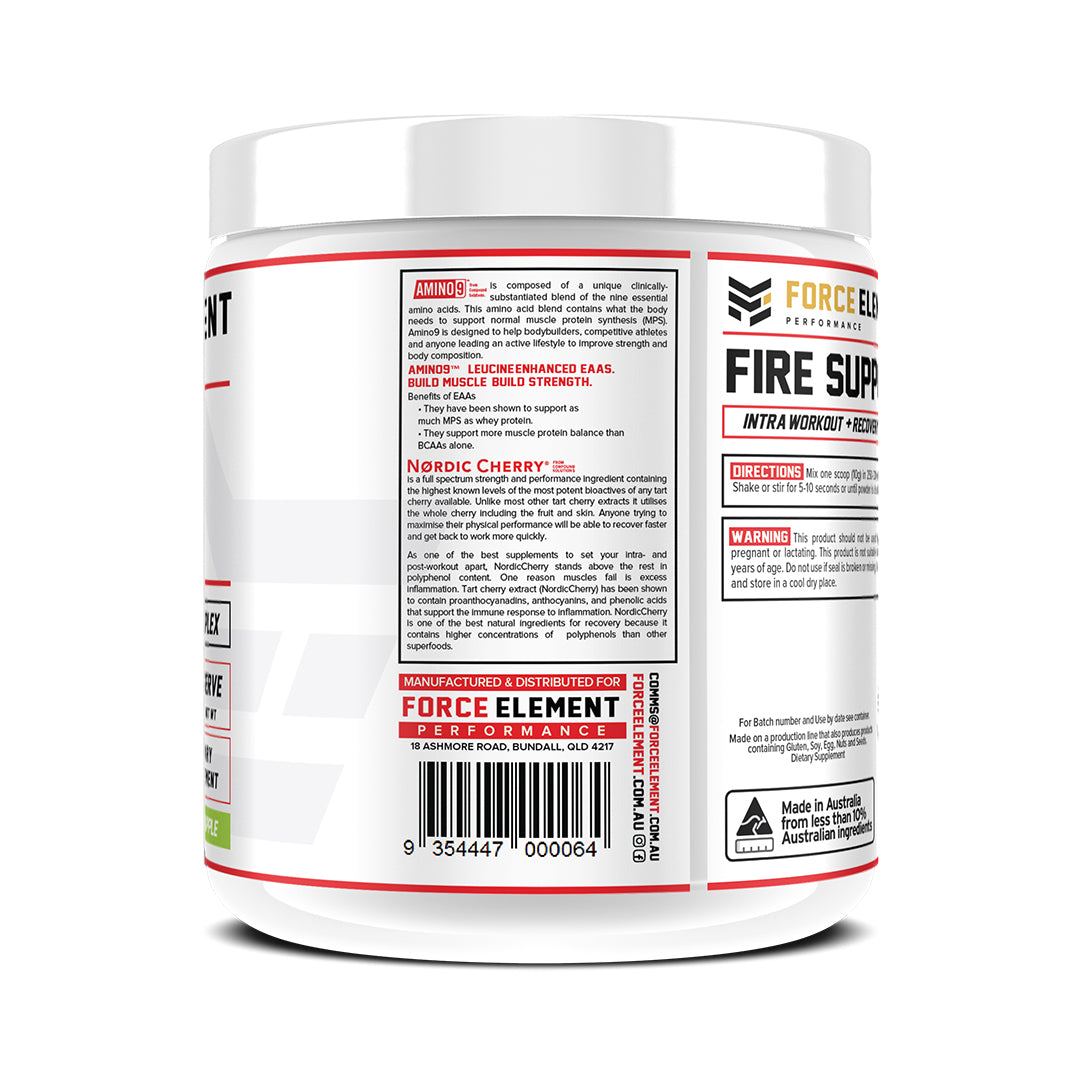 Fire Support - BCAA/EAA + Recovery Complex