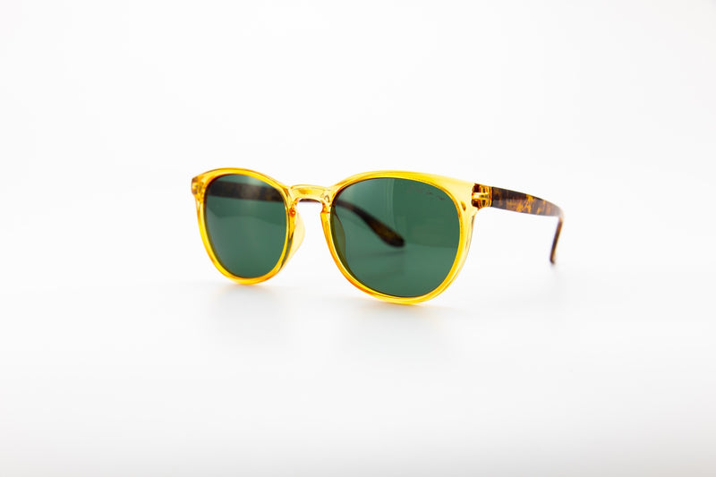 #Retro SunRead Yellow Brown