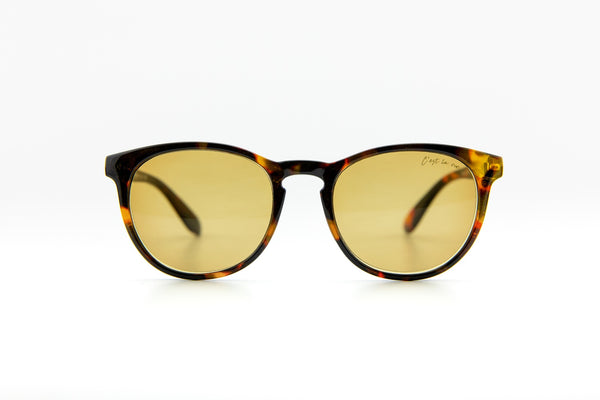 #Retro Polarized Brown - C'est la vue