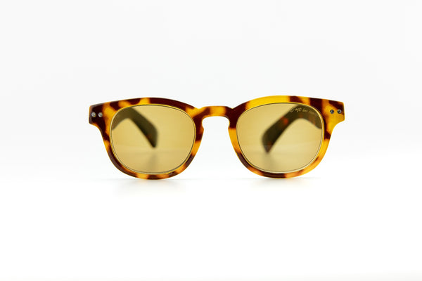 #Pantos SunRead Yellow Brown - C'est la vue