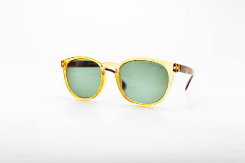 #Retro Polarized Yellow Brown