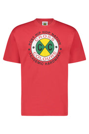 ACADEMIC HARDWEAR T-SHIRT - RED