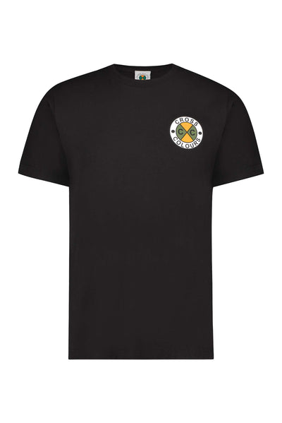 Circle Logo T-Shirt - Black