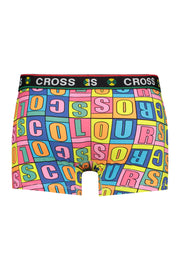 Alphabet Boxer Brief - Multi