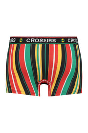 Retro Barcode Boxer Brief - Multi Stripe