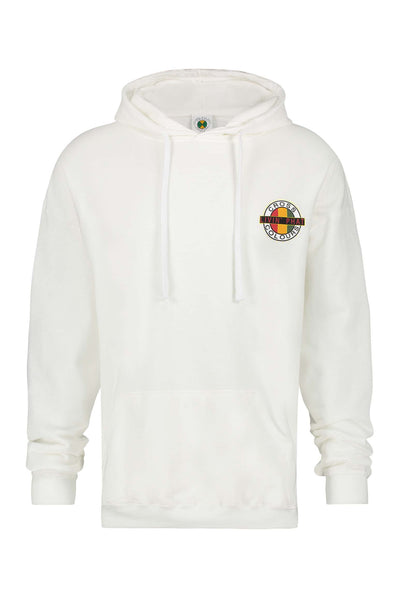 Livin Phat Pullover Hoodie - White