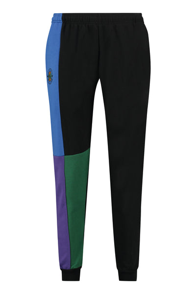 Cross Colours Colour Block Jogger - Multi