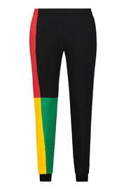 Colour Block Sweatpants - Multi