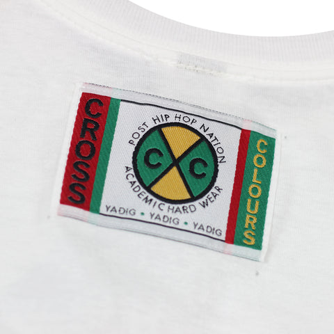 Circle Logo T-Shirt - White