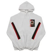 Clothing Without Prejudice Hoodie - White