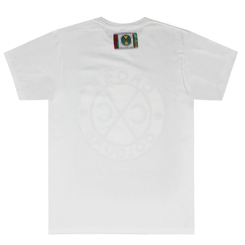 Graffiti Logo T-Shirt - White