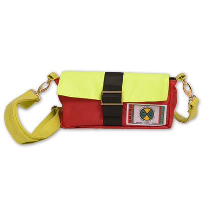CROSS COLOURS CROSSBODY BAG