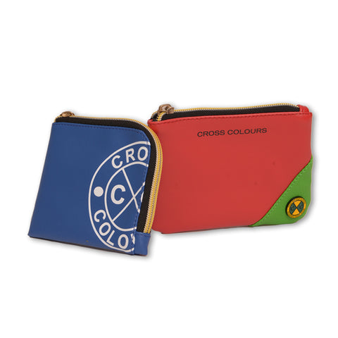 CROSS COLOURS WALLET SET