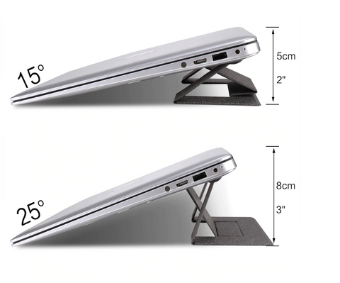 Laptop Stand Position