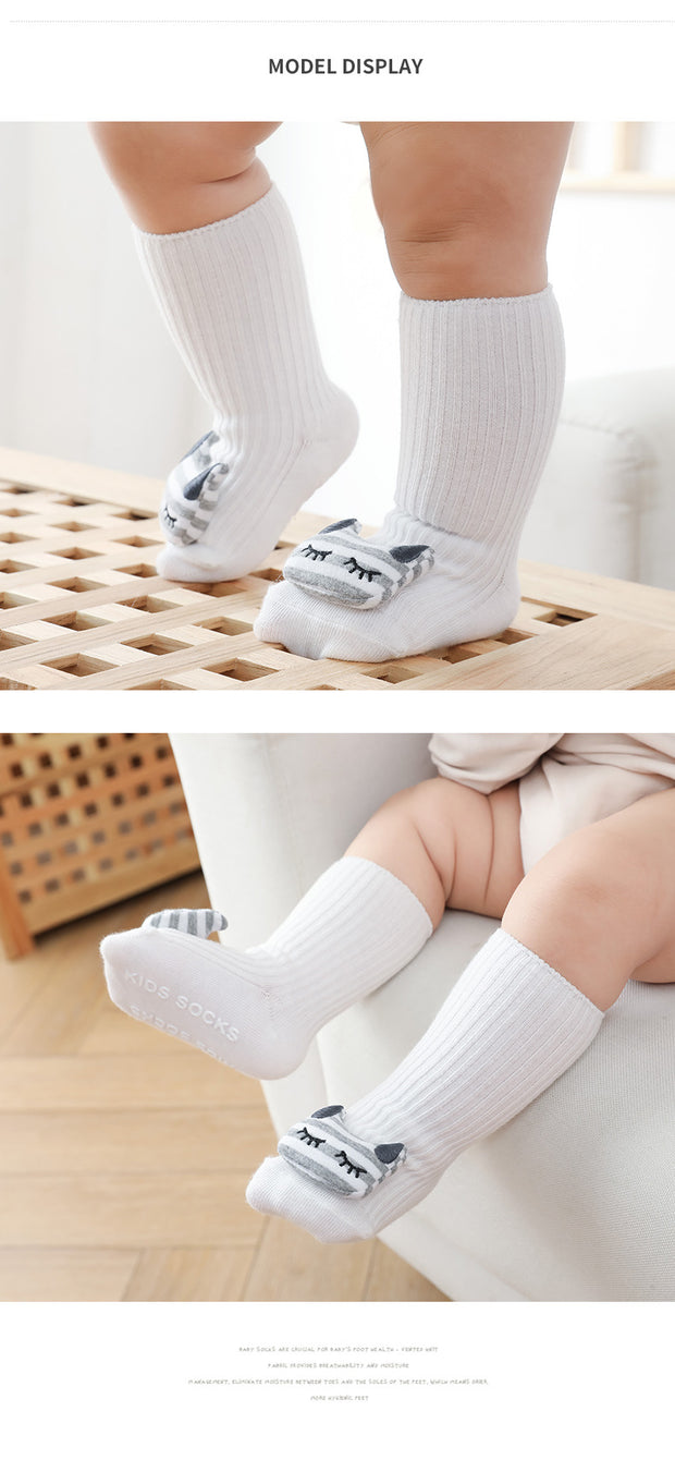 Bestebaby Winter Soft Cotton Socks