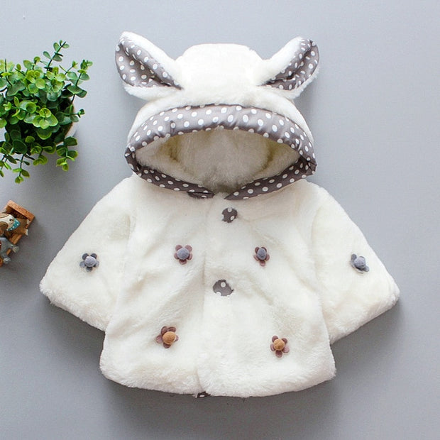 Bestebaby Rabbit ears fashion casual hoodies