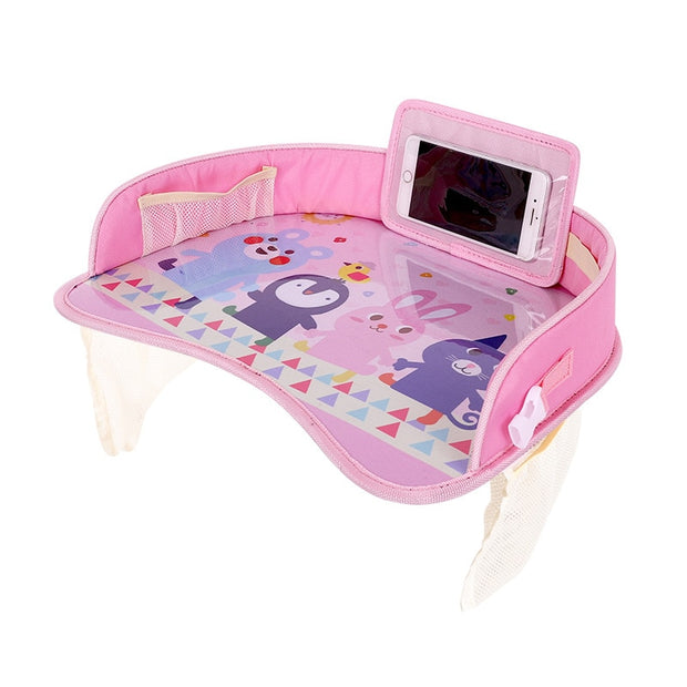 Bestebaby Baby Car Seat Tray Plates Table