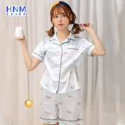 Bestebaby Silk Satin Pajamas Set