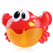 BesteBaby Automatic Crab Bubble Maker Kids Bath Toys - Bestebaby