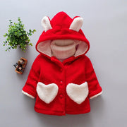 Bestebaby Girl Toddler Hoodies Infant Jackes Clothes