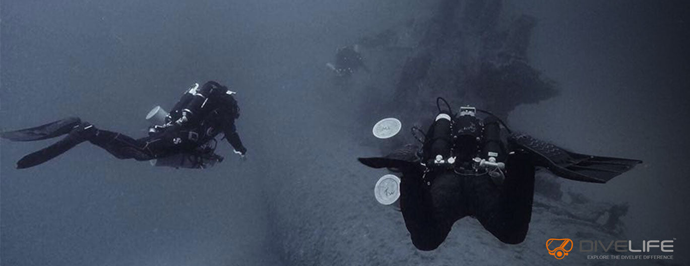 The Mediterranean Wreck diving Mecca