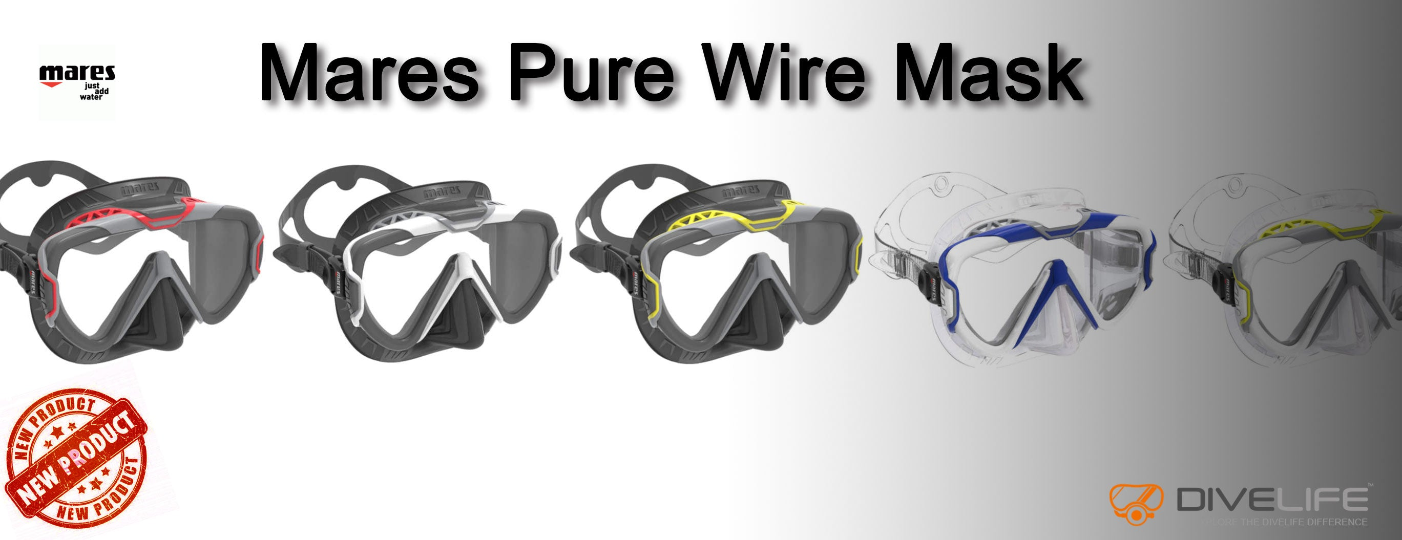 The New Mares Wire Mask